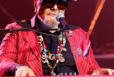 Tributes for Dr. John, New Orleans Music Legend