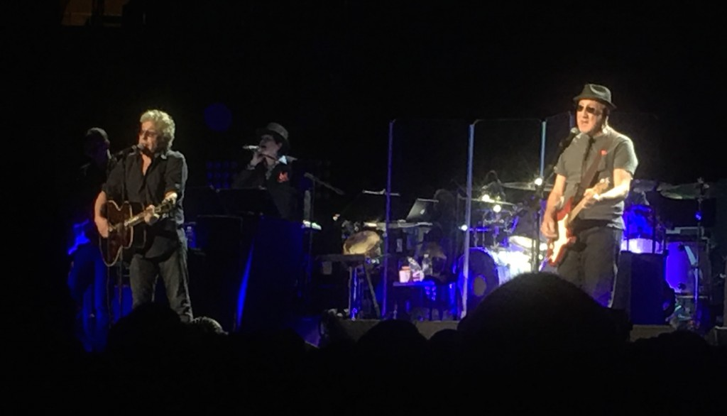 The Who MSG 3-3-16