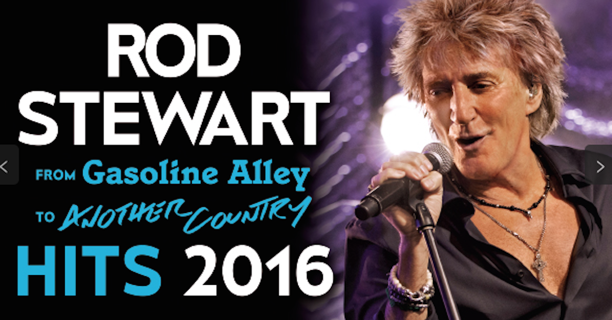 Rod Stewart Adds To Vegas Residency Best Classic Bands