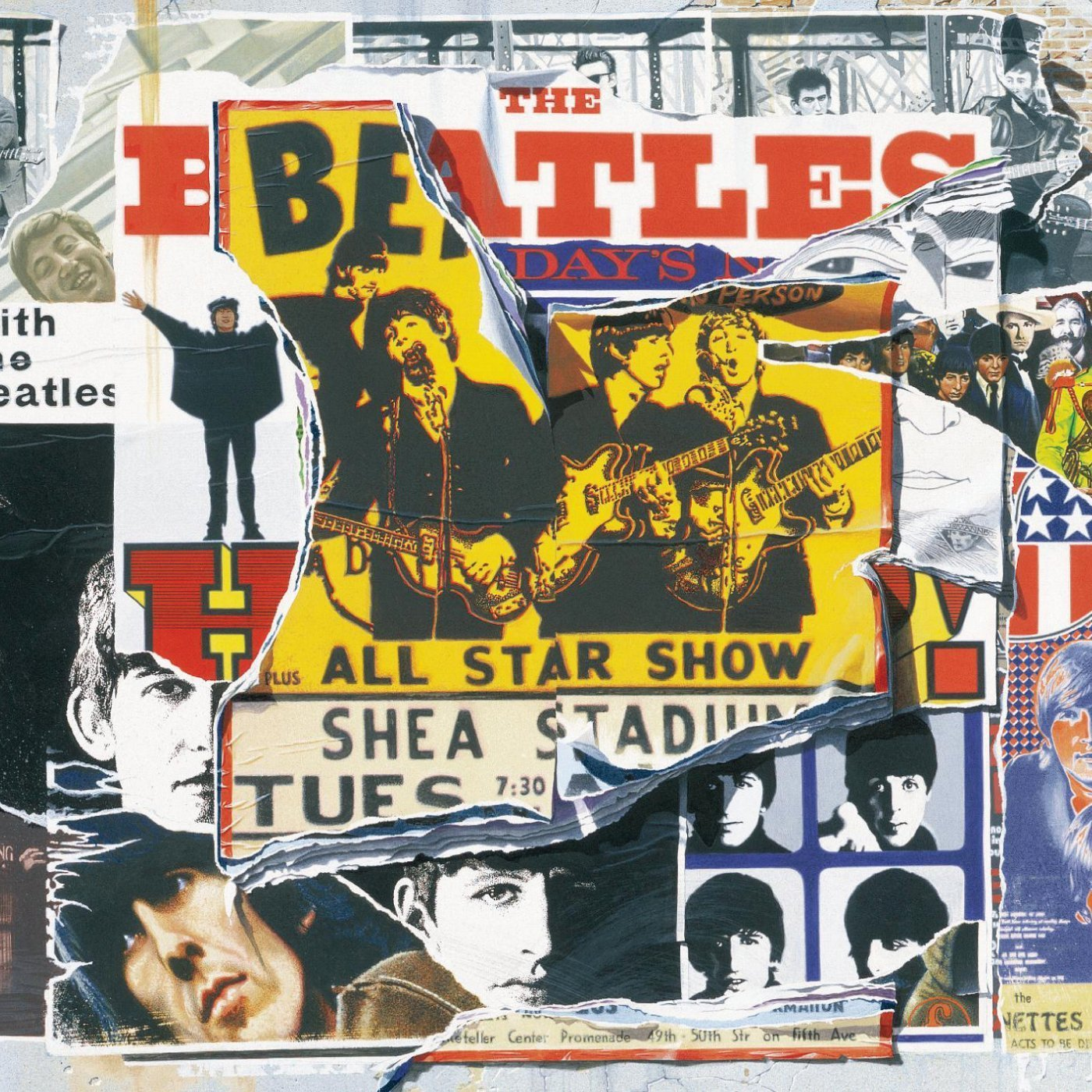 Beatles \'Anthology\' Collections Now Available to Stream | Best ...