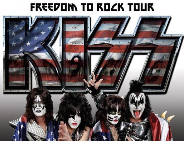 kiss freedom to rock tour dates updated best classic bands. Black Bedroom Furniture Sets. Home Design Ideas