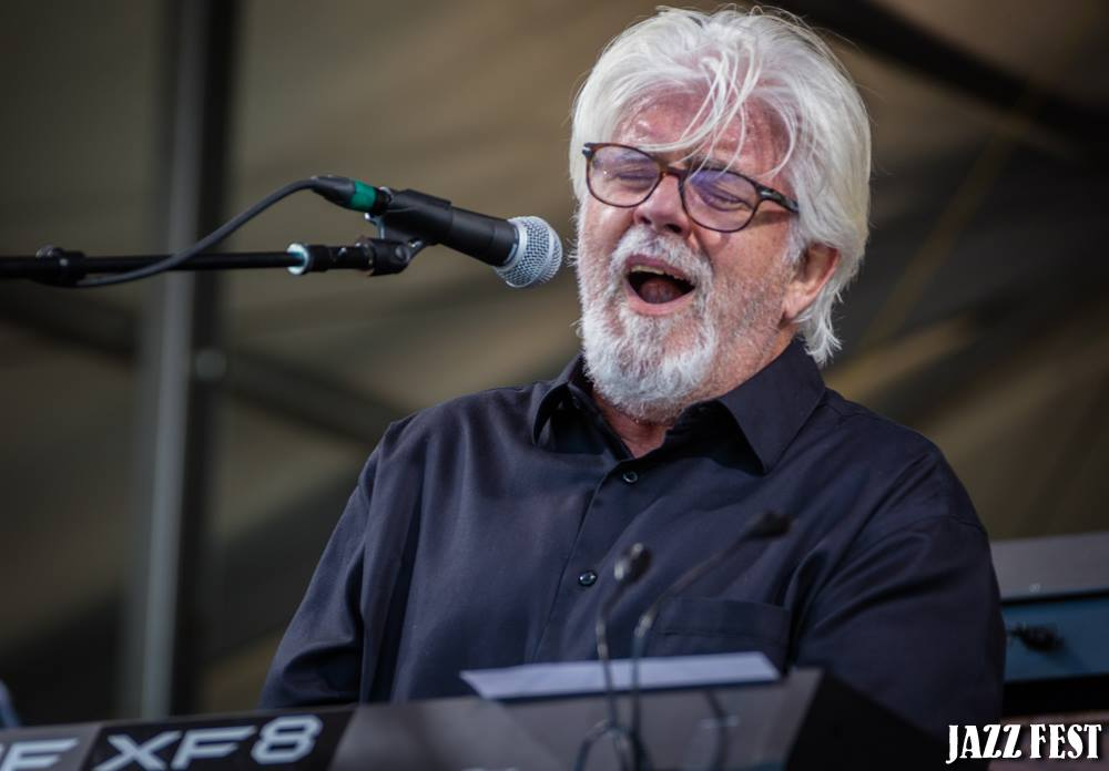 Michael McDonald Jazz Fest (photo Douglas Mason)