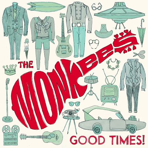 Monkees Good Times Cover