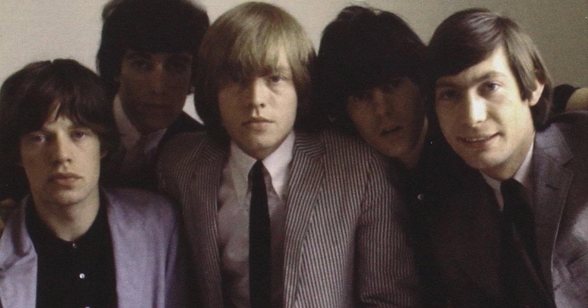 Brian Jones Rolling Stones