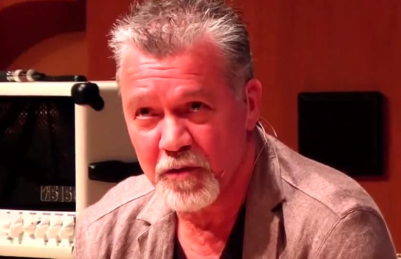 Eddie Van Halen - Smithsonian Vid 1