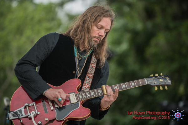 Rich Robinson (photo by Ian Rawn)