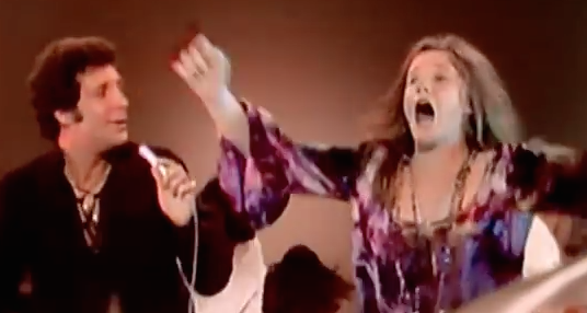 Janis Joplin's guest performance on This Is Tom Jones aired in the U.S. on December 4, 1969