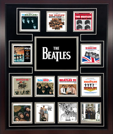 Steiner Sports Offering Beatles Albums as Wall Art | Best Classic Bands