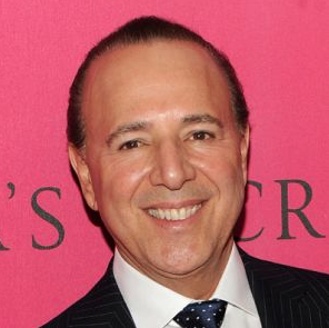 Tommy Mottola began his career as a recording artist. He would go on to oversee Sony Music for 15 years. (Photo via Biography.com)