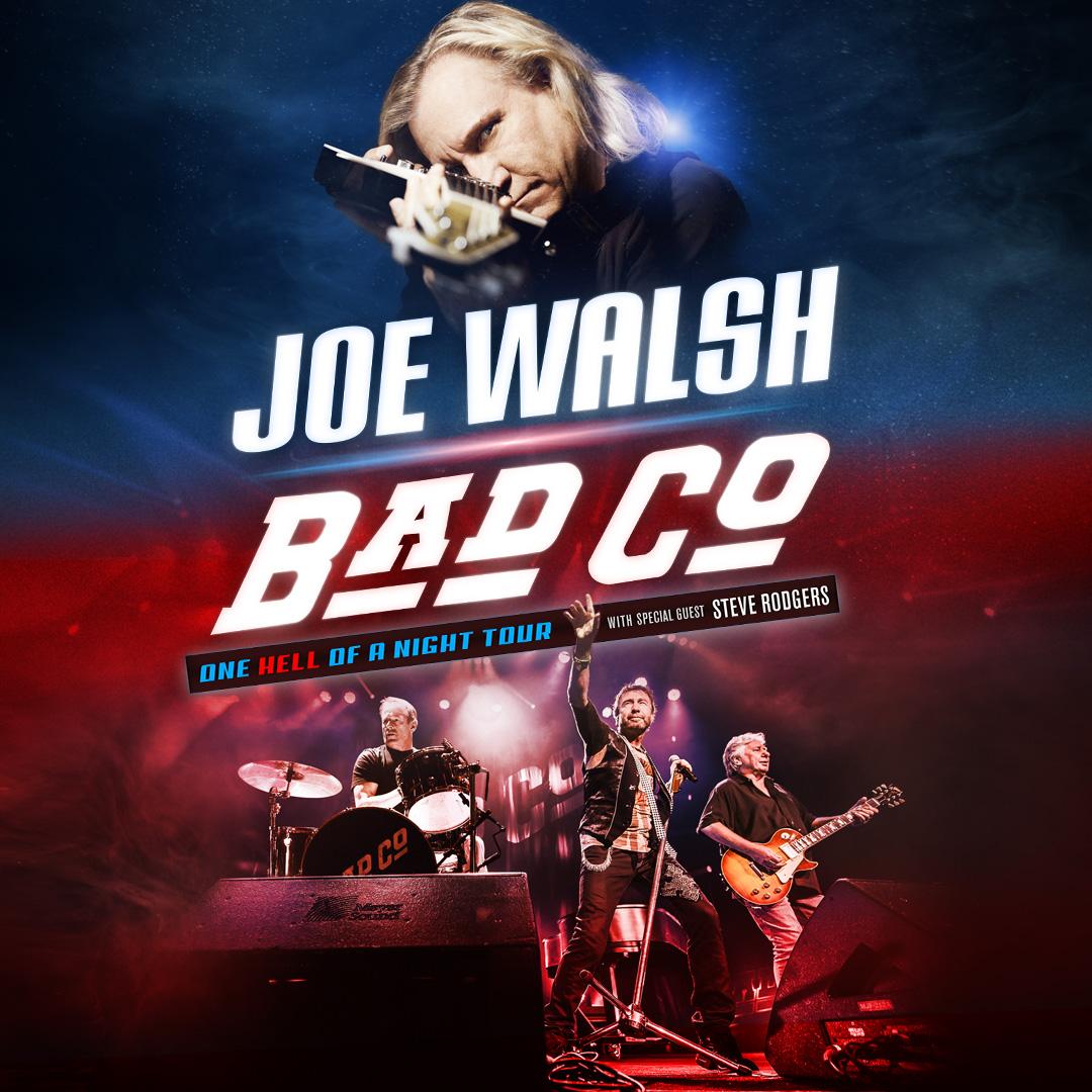Walsh&BadCo tour