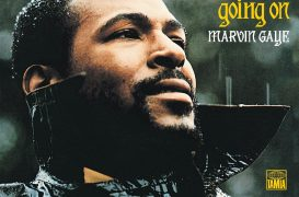 May 21, '71: Marvin Gaye 'What's Going On' LP Out