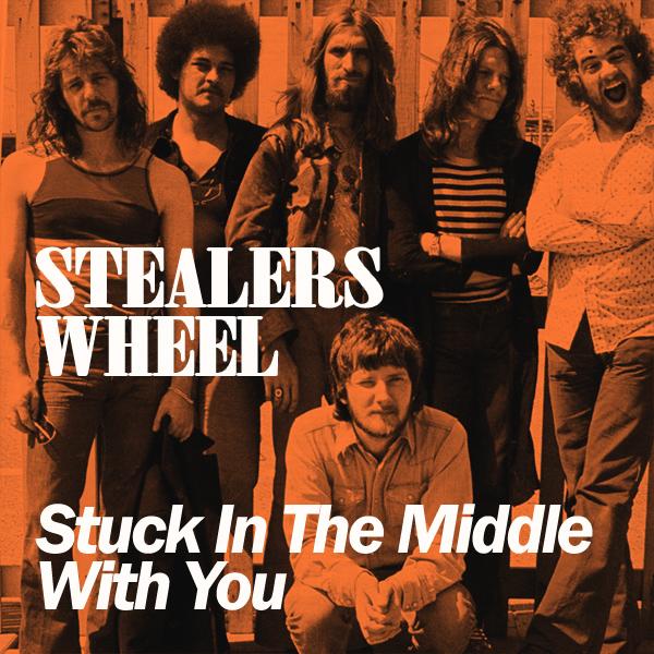 stealers wheel stuck