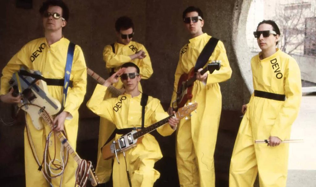 Devo Satisfaction