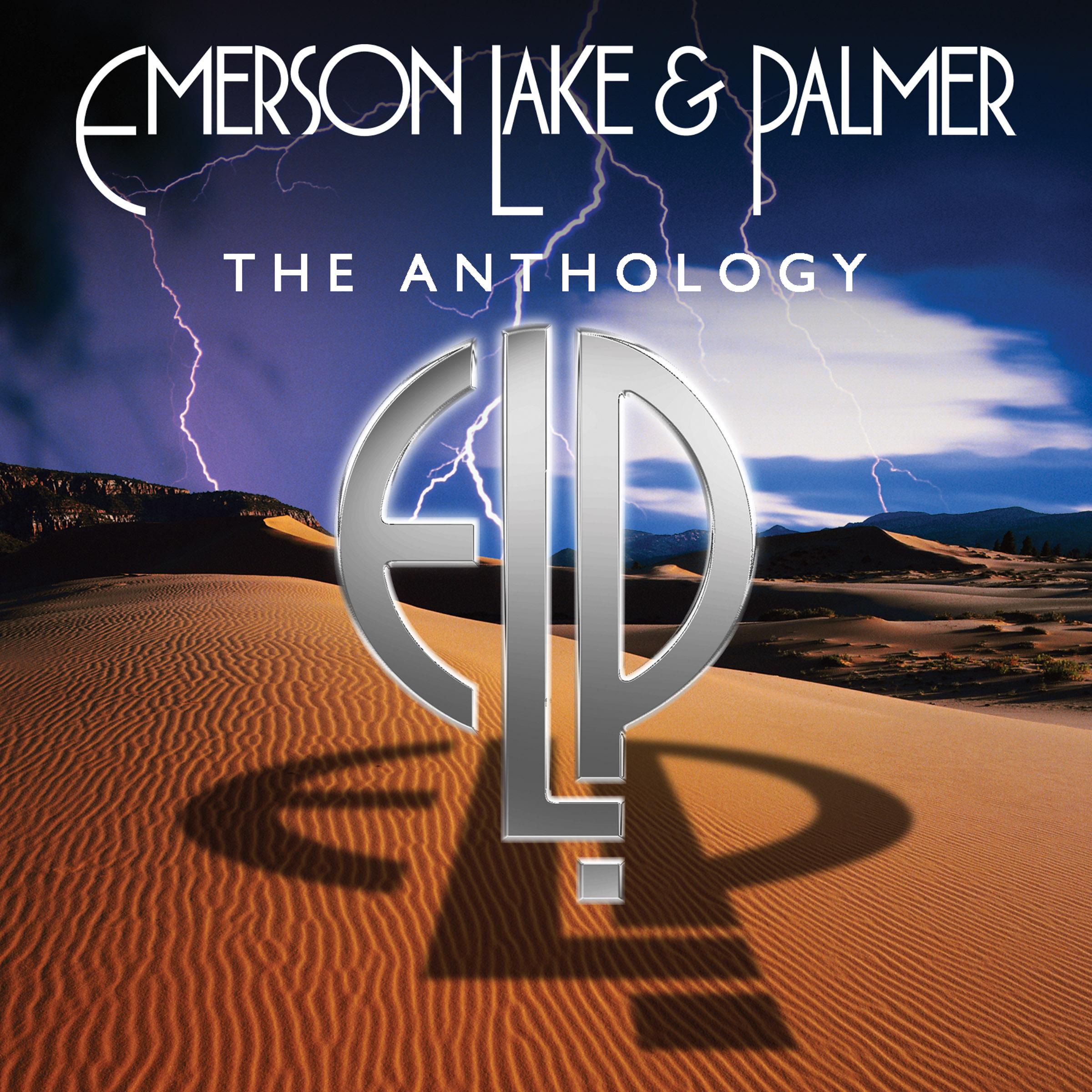 Emerson Lake Palmer In Concert