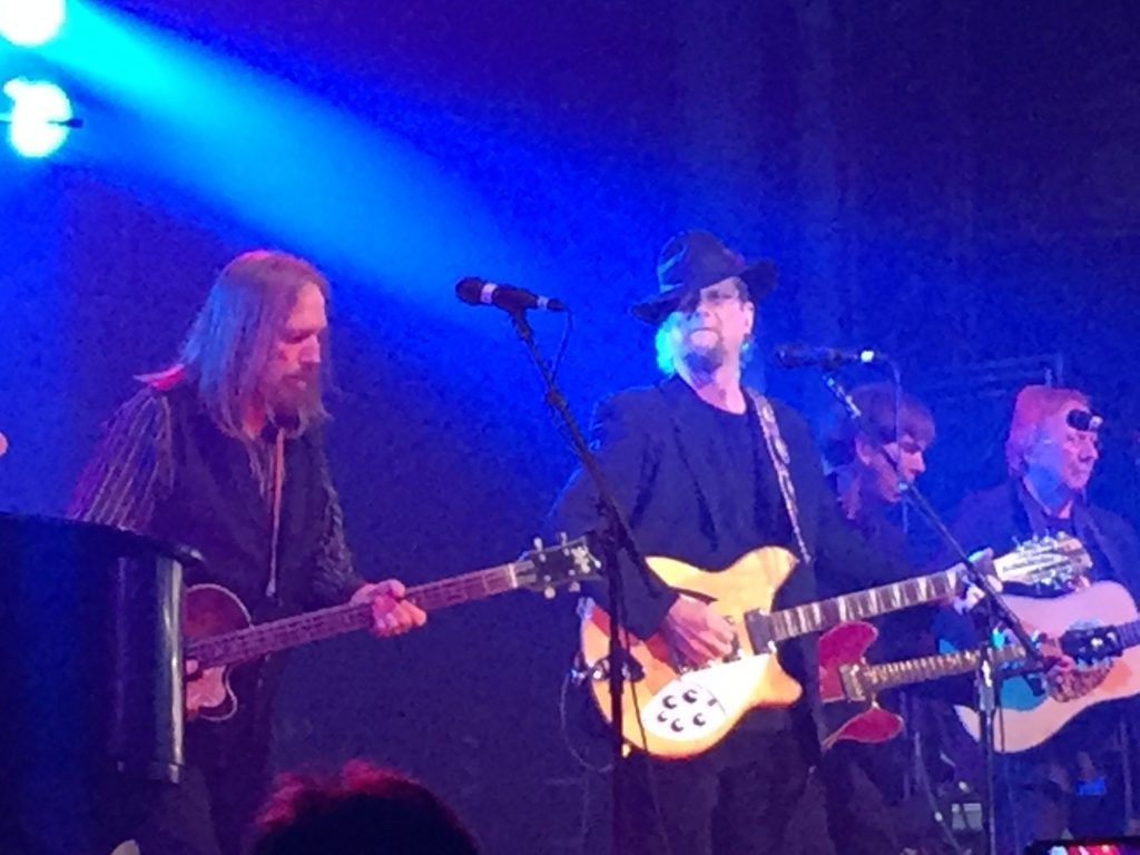 Petty, McGuinn, Leadon and Pedersen (Photo: Greg Brodsky)