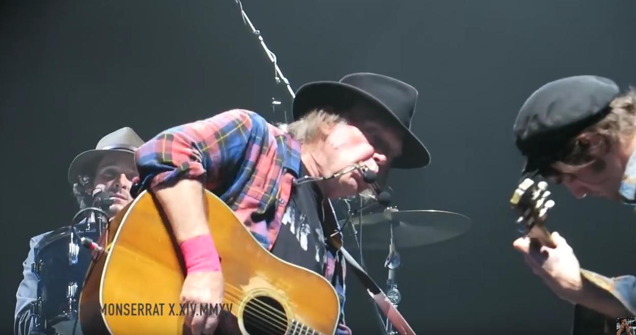 Neil Young + POTR screen cap