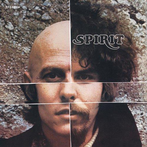 Spirit LP cover