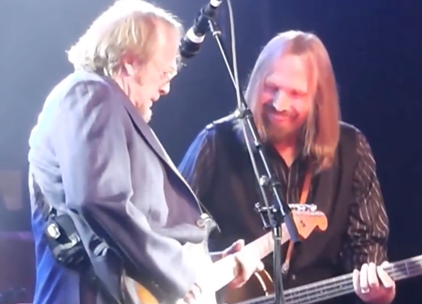 Stephen Stills Tom Petty 6-26-16