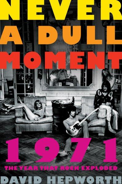 1971 Book Cover