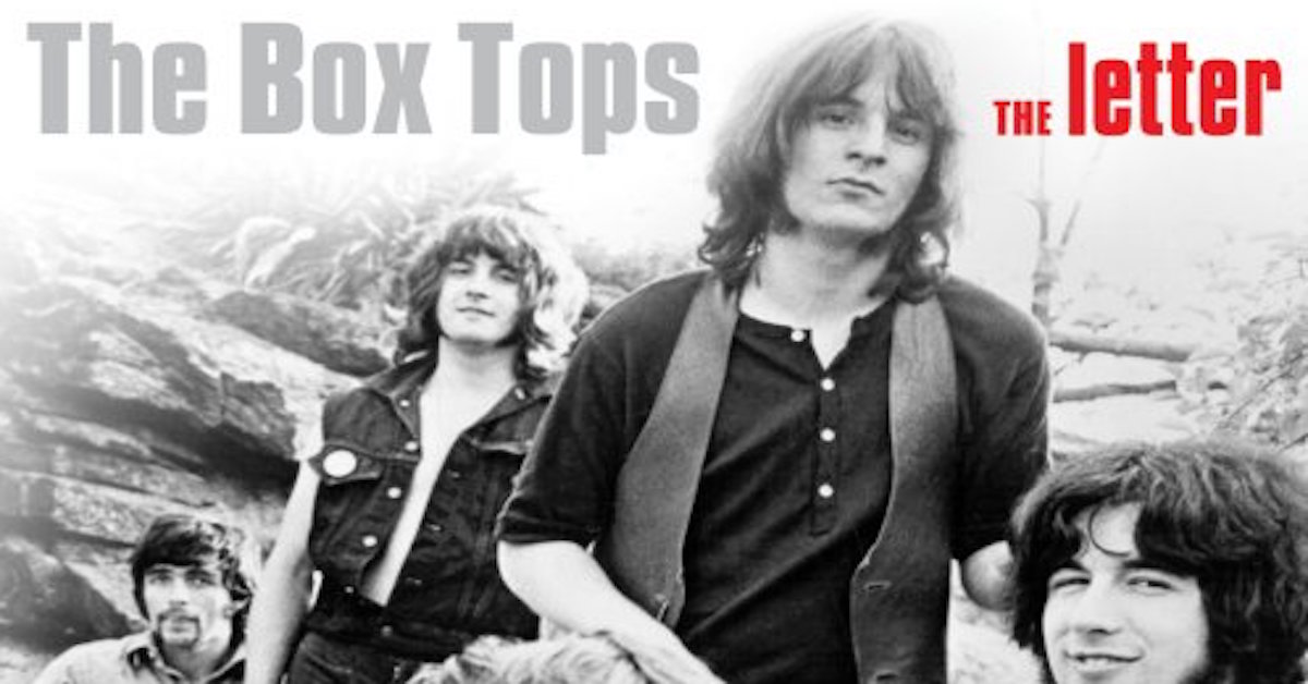 box tops the letter the box tops the letter s best classic bands 20673 | Box Tops The Letter 1