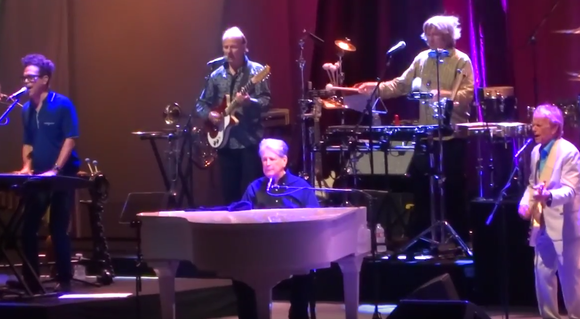 Brian Wilson & Band, Hollywood Bowl 7-10-16