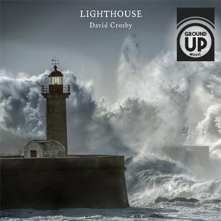 David Crosby lighthouse-album-cover