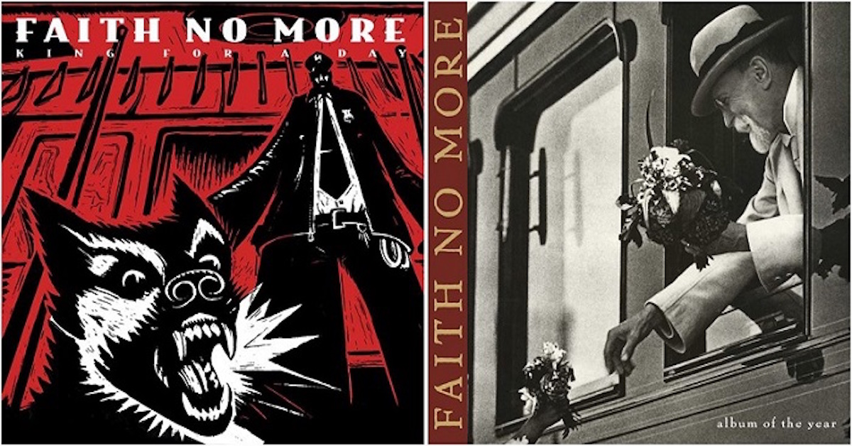 Faith No More to Release More Deluxe Editions | Best Classic Bands