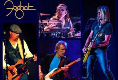 Foghat's 'Slow Ride' of a Career Continues