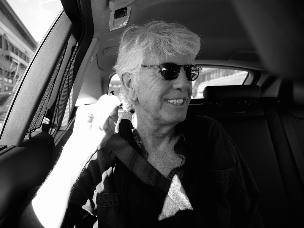 Photo of Graham Nash by Amy Grantham