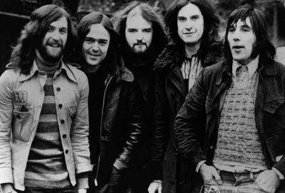Kinks 1972 promo shot