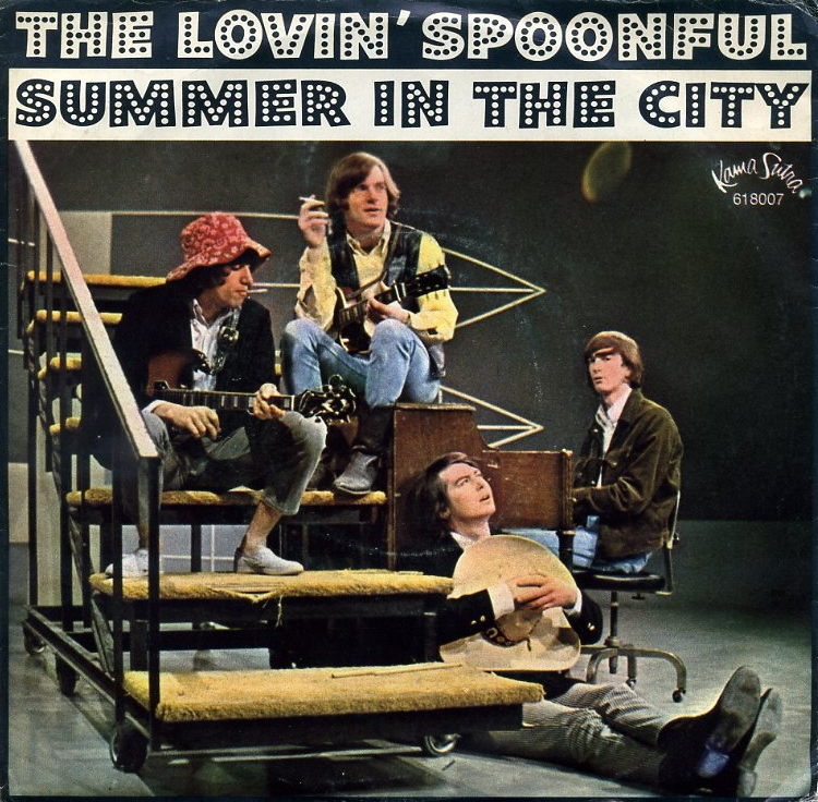 Lovin Spoonful Summer in the City