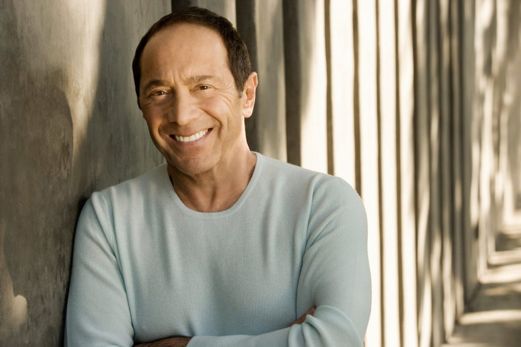 Paul Anka in 2011 via his Facebook page