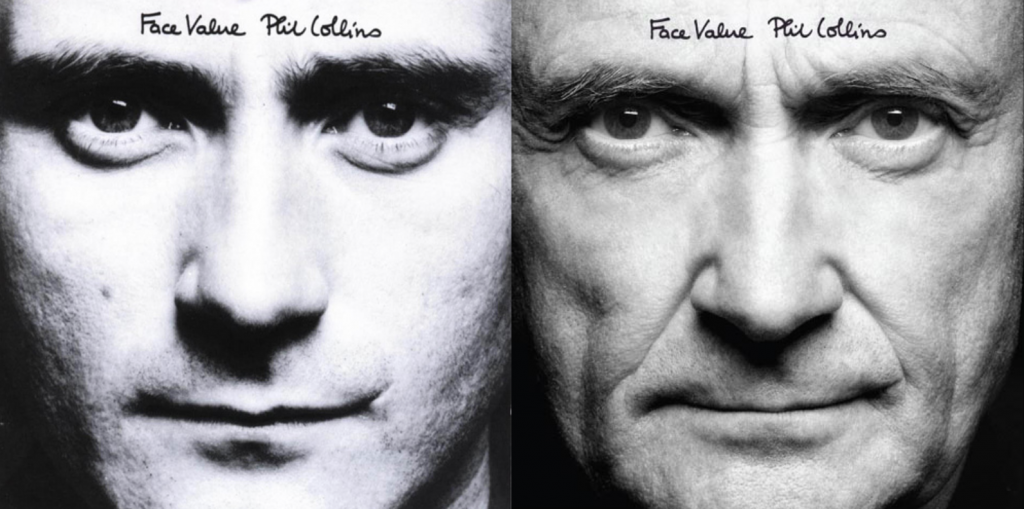 Phil Collins Face Value Covers