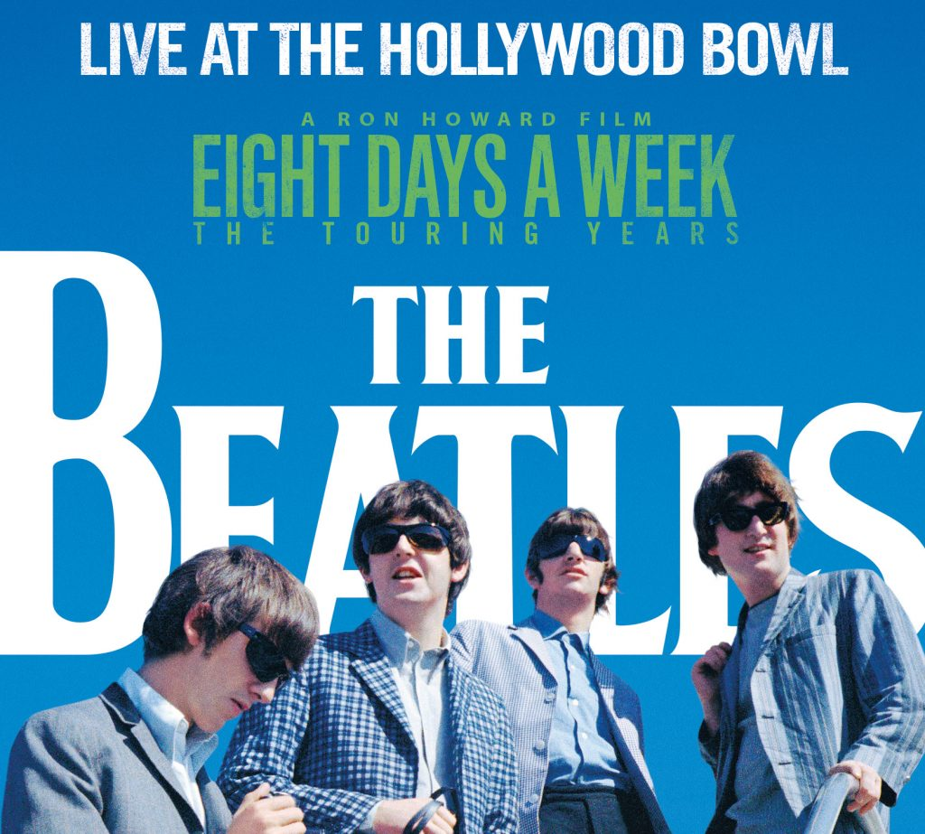 RS63_Cover art_ The Beatles_Live At The Hollywood Bowl