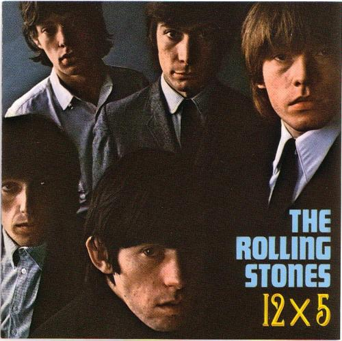 The Rolling Stones' 12 x 5 album was released in 1964
