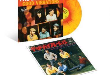 The Beach Boys 'Good Vibrations'