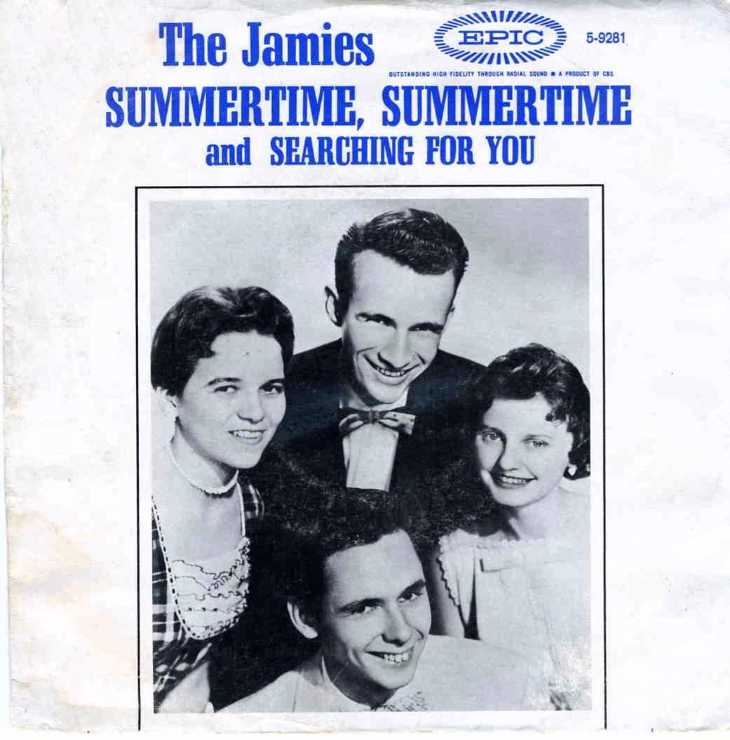 Jamies sleeve Summertime