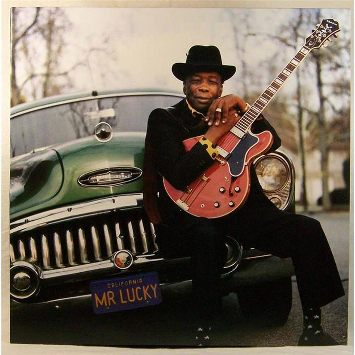 Photo via John Lee Hooker's Facebook page