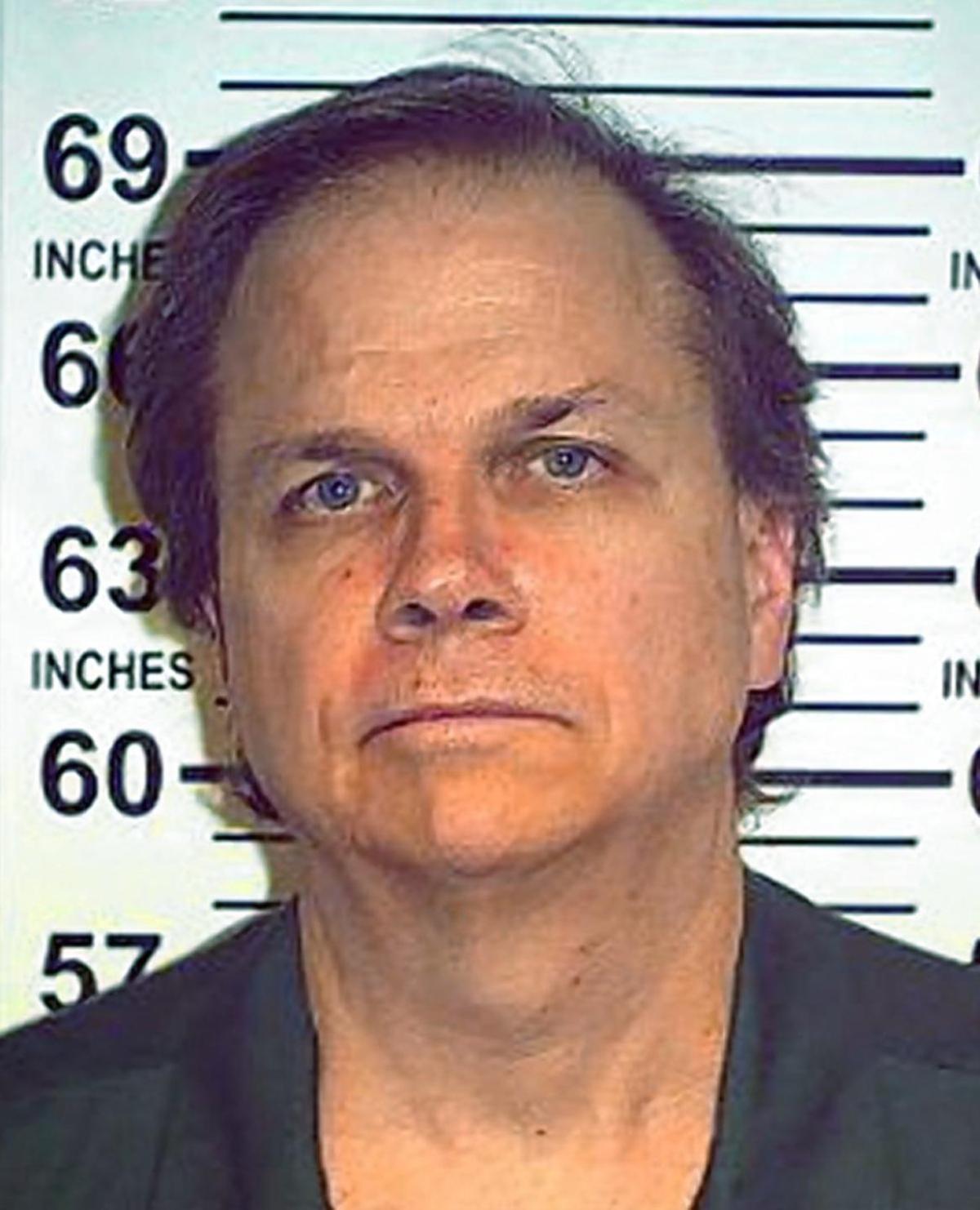 Mark David Chapman (Photo via NYS Department of Corrections)