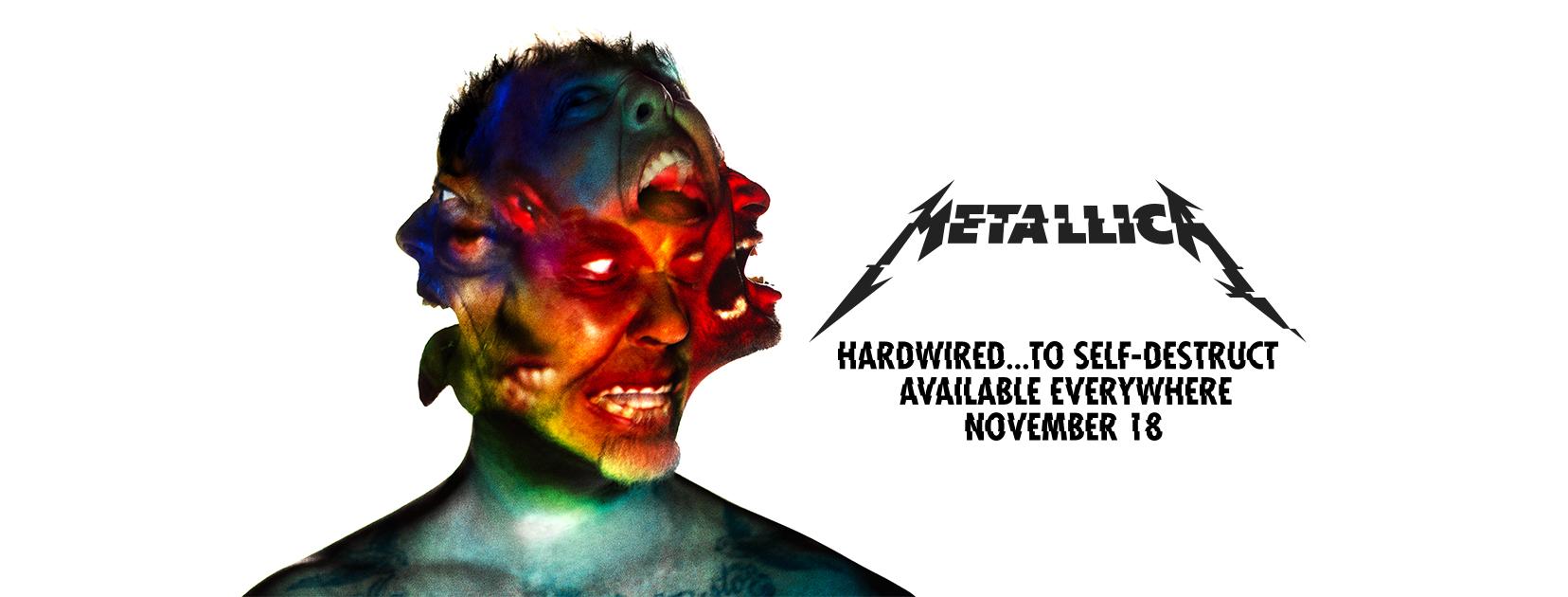 Metallica Hardwired