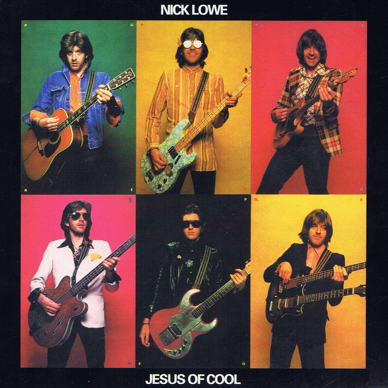 Lowe's Jesus of Cool debut solo album arrived in 1978