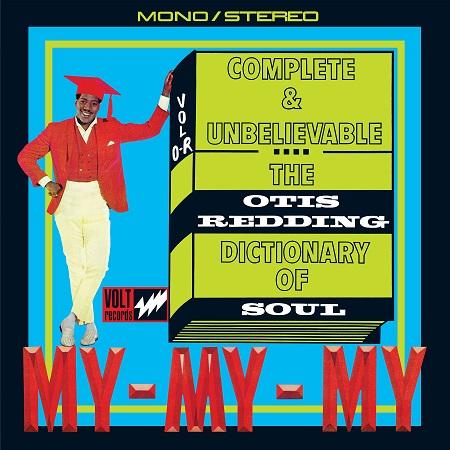 Otis Redding Dictionary of Soul