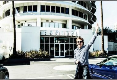 Paul McCartney Returns to Capitol Records