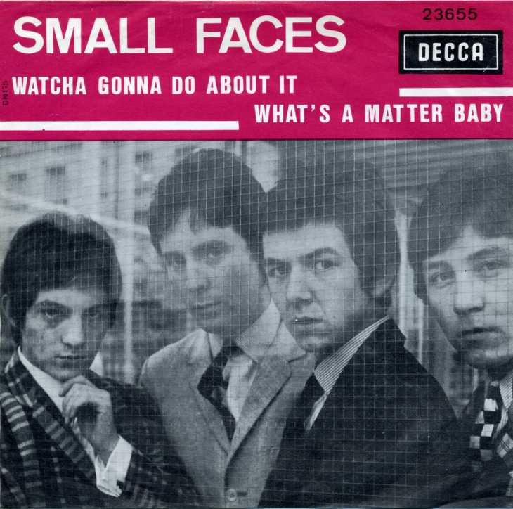 Cool August 6 1965 Small Faces Release Debut Single In U K Best Short Hairstyles For Black Women Fulllsitofus