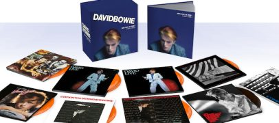 David Bowie Box Set Contest