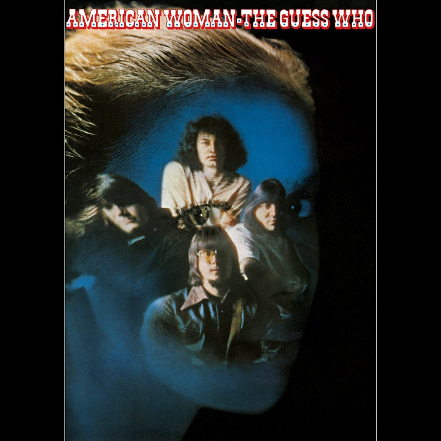 The Guess Who's 'American Woman' album