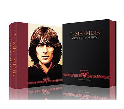 Geoge Harrison I Me Mine Book