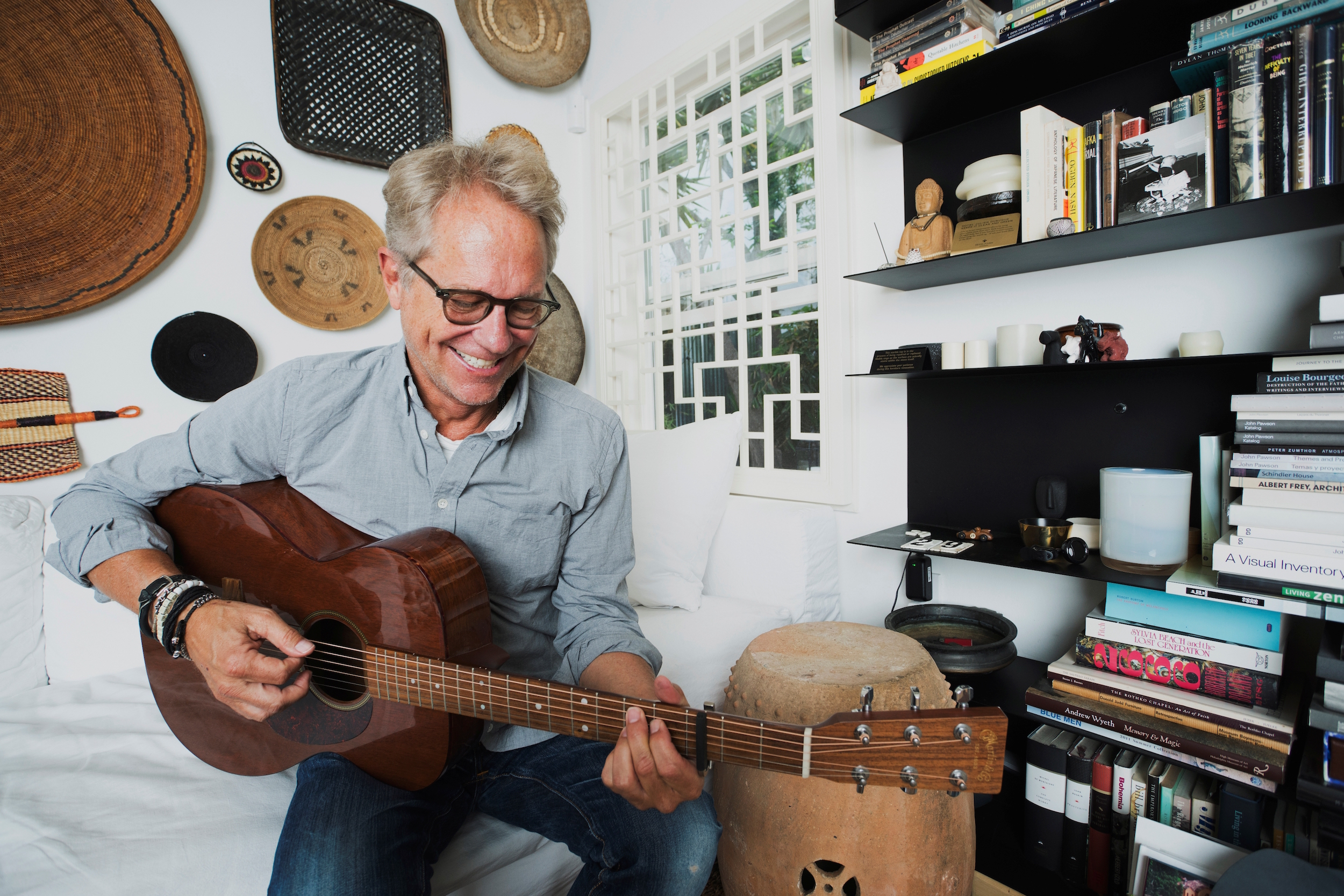 Gerry Beckley (Photo: Joe Beckley)