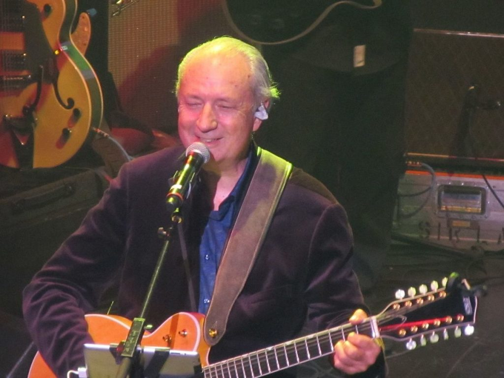 Michael Nesmith in 2012 (photo from the artist's Wikipedia page)