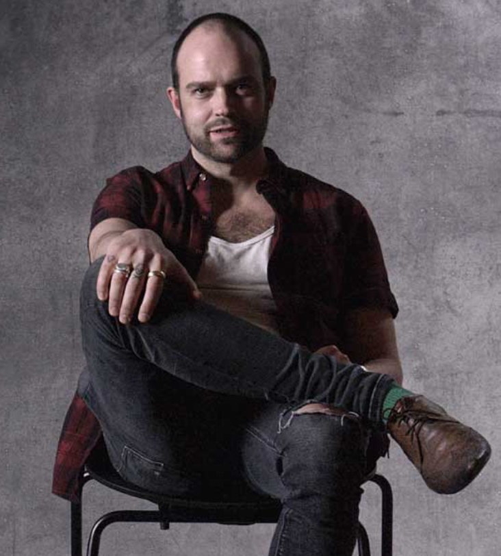 Director Paul Dugdale